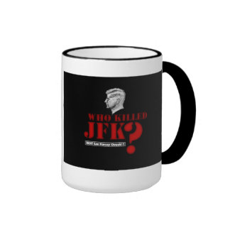 NOT Lee Harvey Oswald! Mug