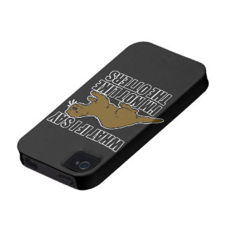 Not Like the Otters Vibe iPhone 4 Case