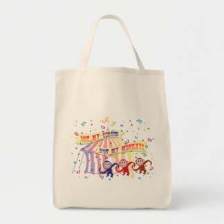 Not My Circus... Tote Bag