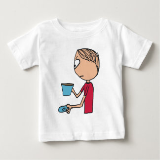 Not My Cup Of Tea Baby T-Shirt