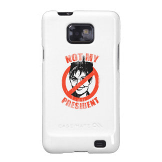 Not my President Faded.png Samsung Galaxy SII Cover
