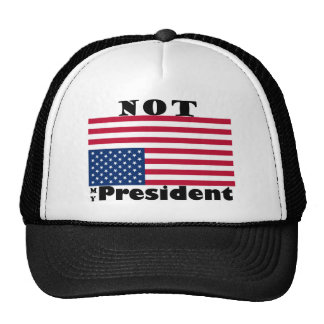 not my president hat