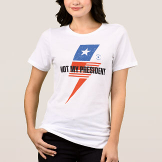 Not My President T-Shirt (v2)