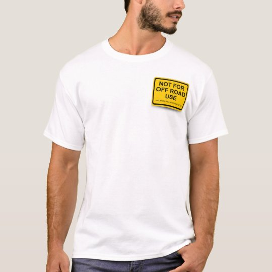not offroad T-Shirt