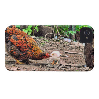 Not One Peep Out Of You! Case-Mate iPhone 4 Cases