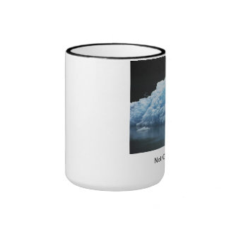 Not Only Ice Coffee Cup Ringer Mug