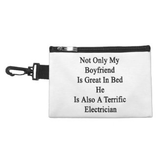 Not Only My Boyfriend Is Great In Bed He Is Also A Accessory Bag