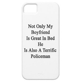 Not Only My Boyfriend Is Great In Bed He Is Also A iPhone 5 Cover