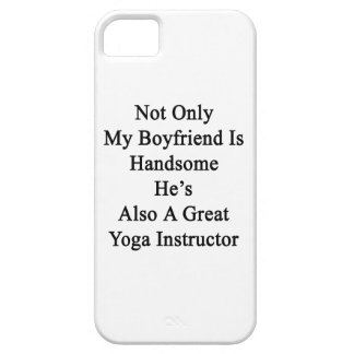 Not Only My Boyfriend Is Handsome He's Also A Grea iPhone 5 Cover