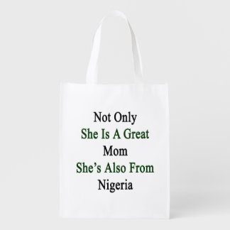 Not Only She Is A Great Mom She's Also From Nigeri