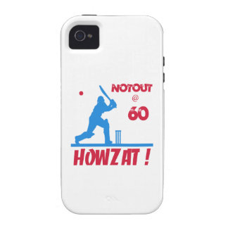 Not out at 60 Case-Mate iPhone 4 covers
