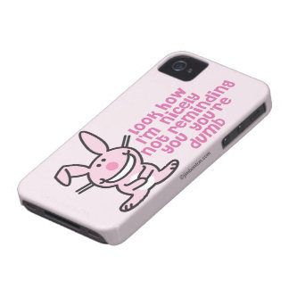 Not Reminding You iPhone 4 Case-Mate Case