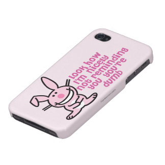 Not Reminding You iPhone 4 Cover