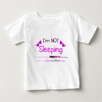 Not Sleeping Baby T-Shirt