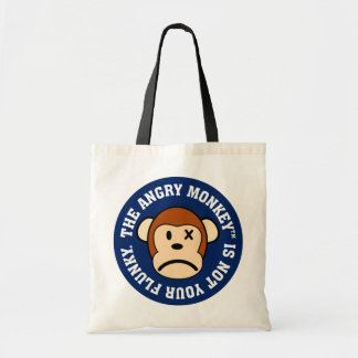 Not the Flunky: Find someone else to do your work Budget Tote Bag