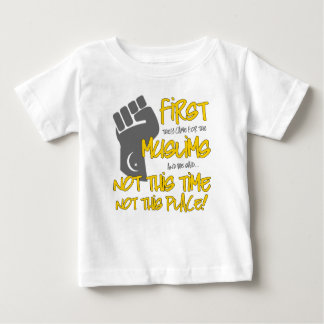 Not This Place Baby Jersey T-Shirt