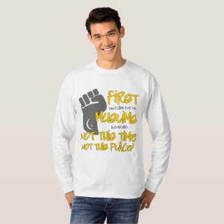 Not This Place Men's Basic Long Sleeve T-Shirt