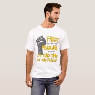 Not This Place Men's Basic T-Shirt