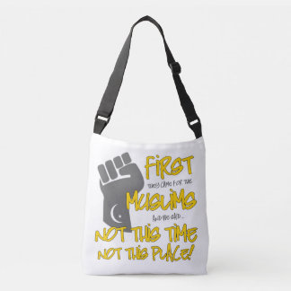 Not This Place Sling Bag