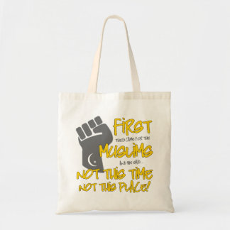 Not This Place Tote Bag