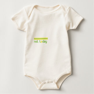 not-today.gif baby bodysuit