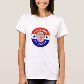 Not Trump Tho Tee, shirt Dump Trump Anti-trump
