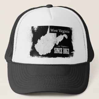 Not Virginia Trucker Hat