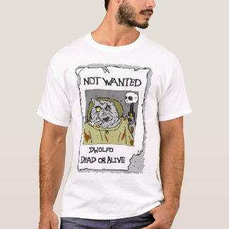 Not Wanted Werewolf T-Shirt