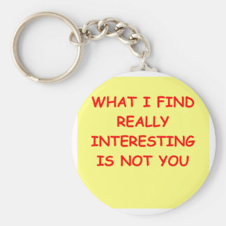 not you key chains