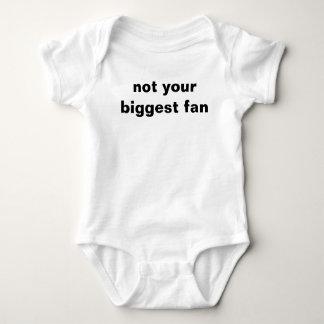 not your biggest fan t-shirt