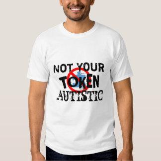 Not Your Token Tee Shirt