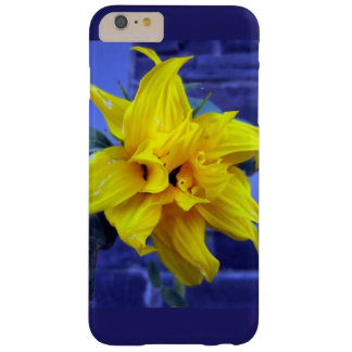 Not your typical sunflower barely there iPhone 6 plus case