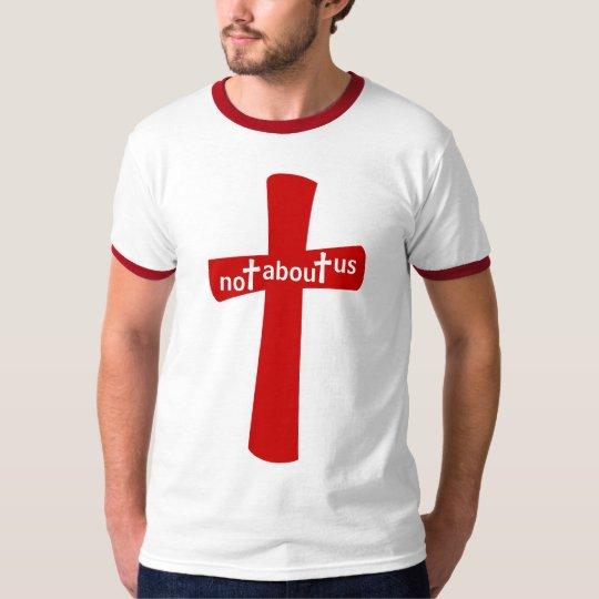 notaboutus red cross T-Shirt