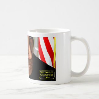 Notary Warz Mug