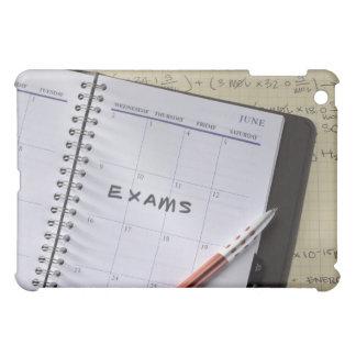 Notation in Calendar iPad Mini Cover