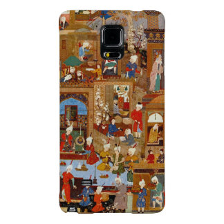 Note 4 Shahnameh painting cover Galaxy Note 4 Case