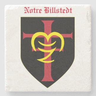 Note Billstedt Stone Coaster