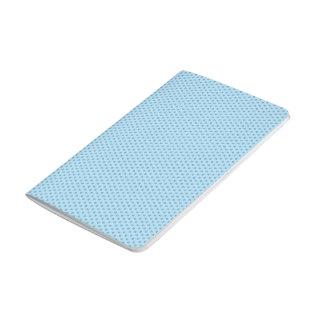Note book blue