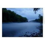 Note Card - Chattahoochee River Mist