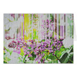 Note Card - Painted Lilac