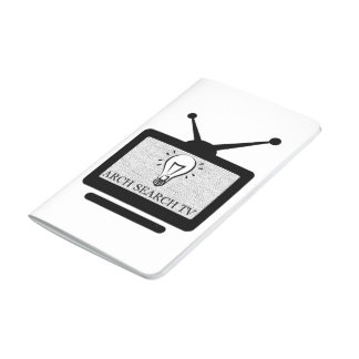Note notebook Arch Search TV Journal