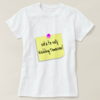 Funny quotes bridal shower gifts t shirts art posters for Bridal shower t shirt sayings