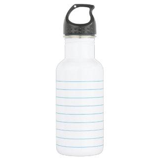 Notebook 532 Ml Water Bottle