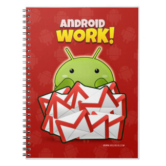 Notebook Android Work