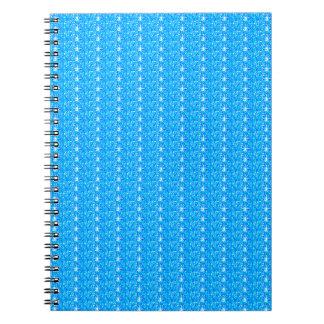Notebook Baby Blue Glitter