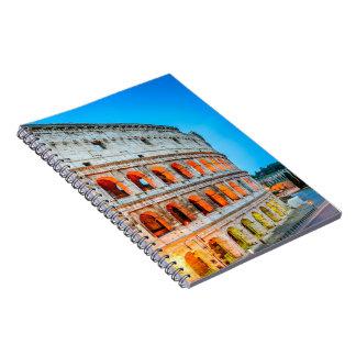 Notebook Colosseum