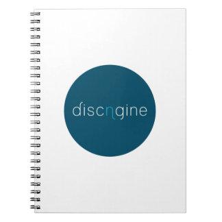 Notebook Discngine Logo
