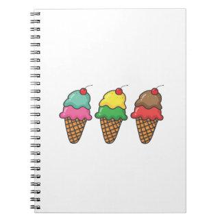 Notebook Hoists Cream