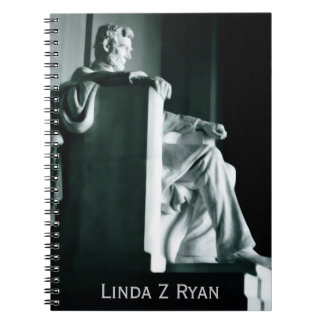 Notebook - Lincoln Memorial