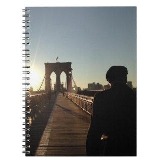 Notebook Manhattan New York series